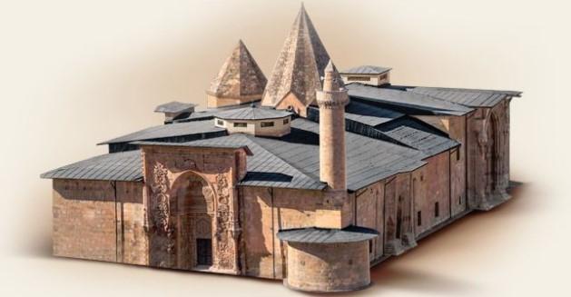 Türkiye'nin unesco dünya miras listesine giren ilk 10 yeri divriği ulu camii