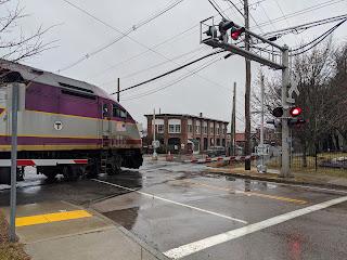 "MBTA Commuter Rail annouces ""2020 REDUCED SERVICE SCHEDULE"""