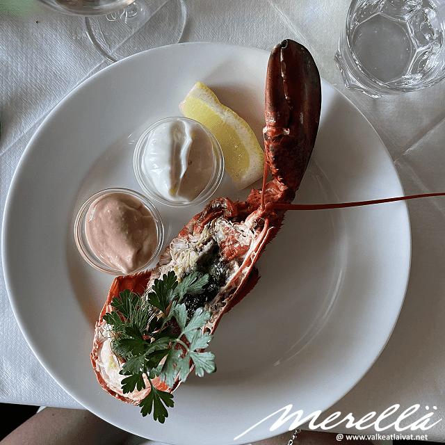 Silja Serenade Happy Lobster