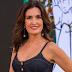 Fátima Bernardes descobre câncer no útero