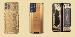 costliest phone in India 2021