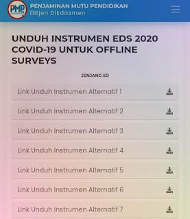 Cara Atasi EDS Offline Surveys Terbaru