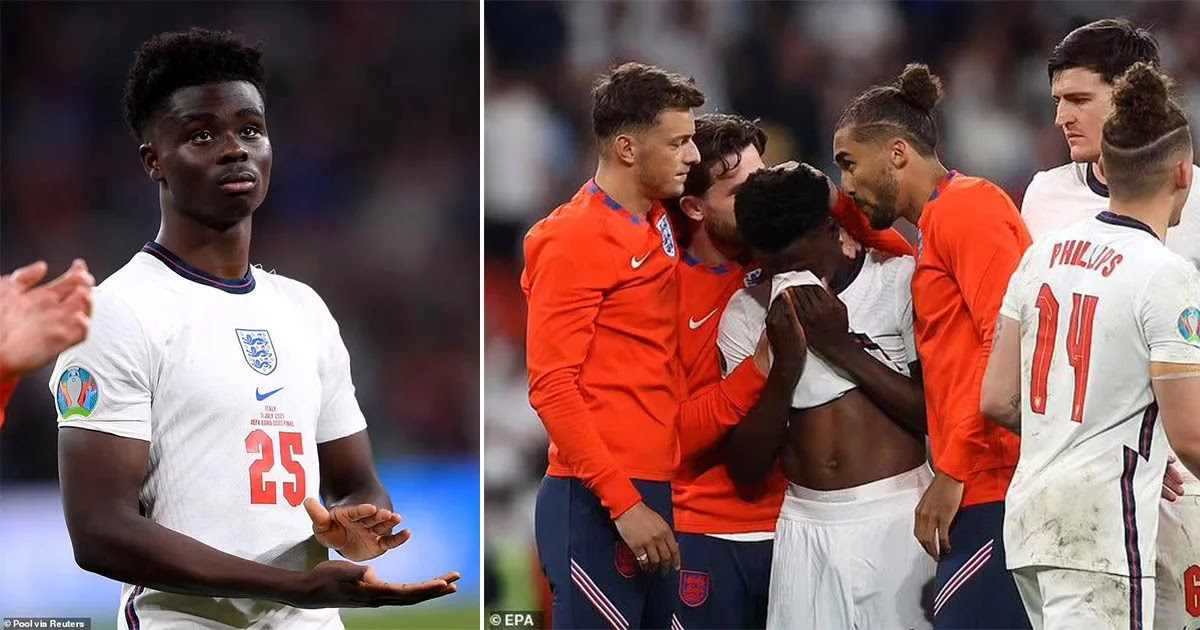 English Estate Agents Launch Investigation After Racist Abuse Against England Footballers Is Posted On Their Social Media