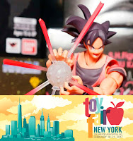 Tamashii Nations en el Toy Fair 2017 New Yor