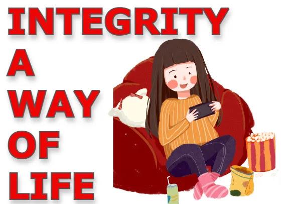 integrity a way of life essay