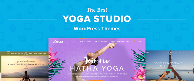 12 Best Yoga WordPress Themes for a Studio, Gym, or Yoga Blog
