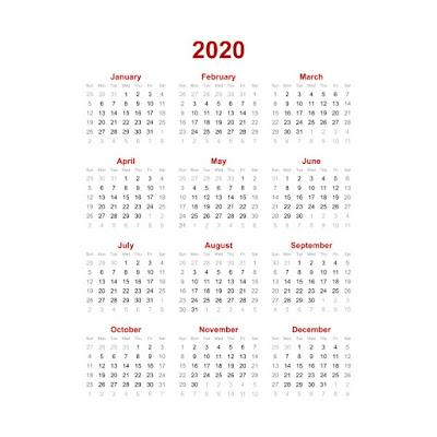 FREE Tnemec Water Tank of the Year 2020 Calendar