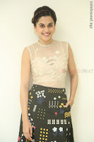 Taapsee Pannu in transparent top at Anando hma theatrical trailer launch ~  Exclusive 099.JPG