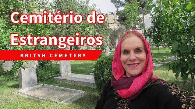 Cemitério Britânico em Cabul