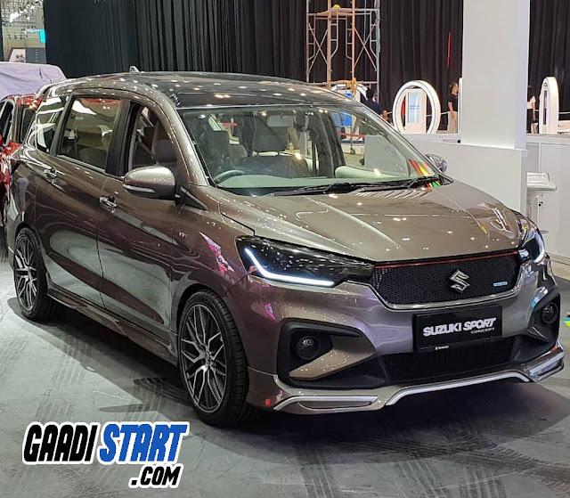 Suzuki Ertiga Sport Concept