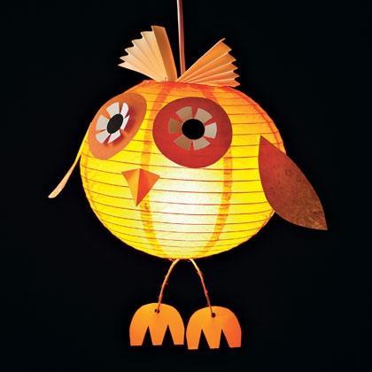 Owl A Glow