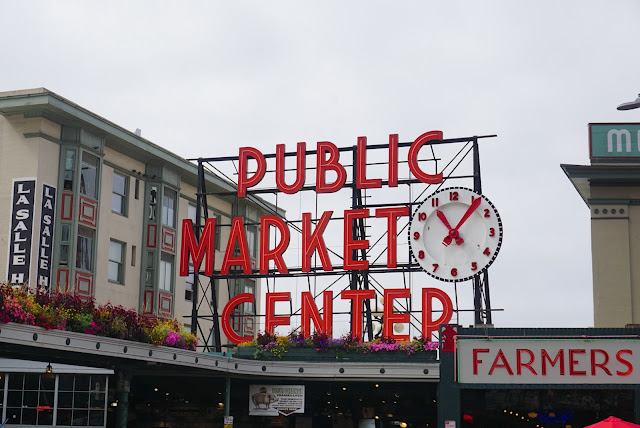 pike place market seattle washington