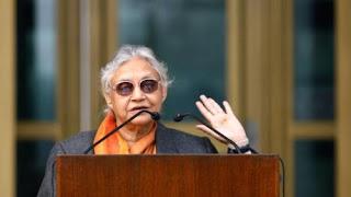 Sheila Dikshit: Former Delhi CM and Congress leader passes away