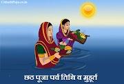 छठ पूजा पर्व तिथि व मुहूर्त 2020 | Important Dates of Chhath Puja 2020