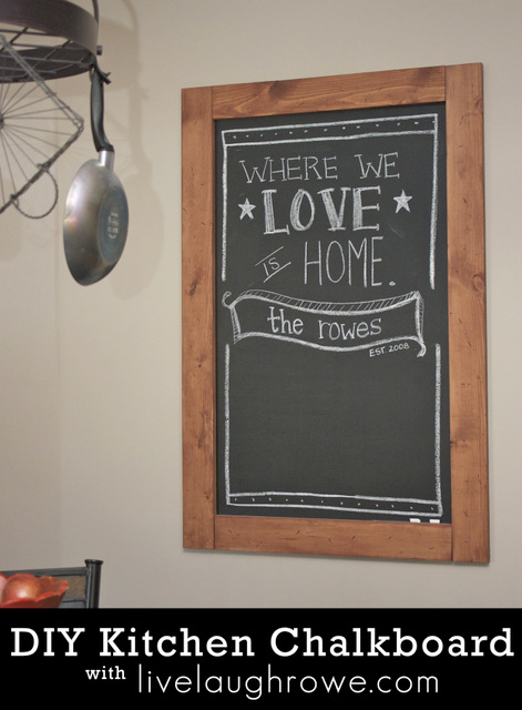17 Chalkboard Projects   Here Comes The Sun