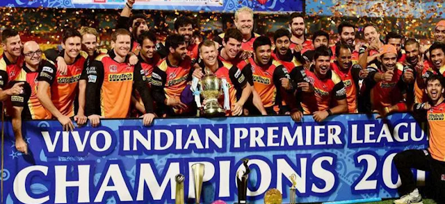 ipl, final match Sunrisers Hyderabad, Royal Challengers Bangalore.
