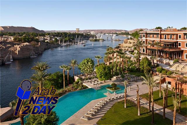 اسوان تدخل موسوعة افضل فنادق فى العالم ArabNews2Day