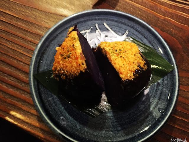IMG 9685 - 【台中美食】來自日本傳統好滋味的 樂座端爐燒 @日本古早味@新鮮海鮮@新鮮蔬果~