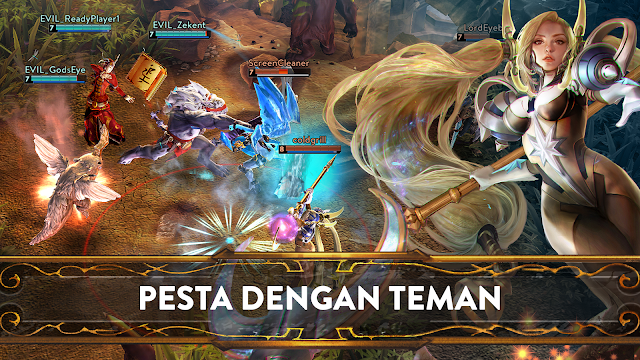 Vainglory 2.6.0 Full Apk + Data Update Terbaru Android