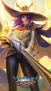 Lesley Angelic Agent Heroes Marksman Assassin of Skins