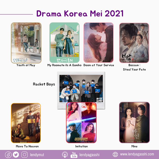 Drama Korea bulan Mei 2021