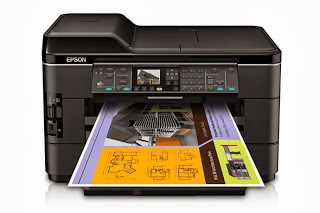 Download Epson WorkForce WF-7520 Printer Driver & guide how to installing