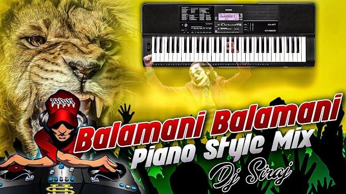 2021 Super Hit Piano Pad Band Mix -  Dj Siraj [NEWDJSWORLD.IN]