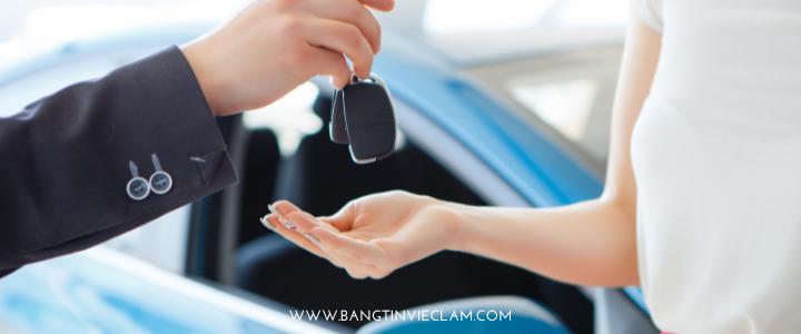 Khi nào nên mua xe hơi