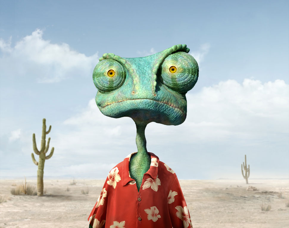 Rango Movie Soundtrack