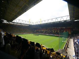 Stadion Kandang Borussia Dortmund