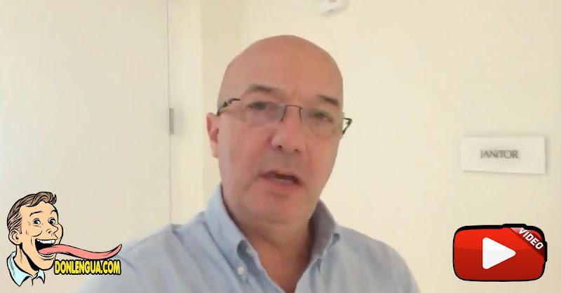 Iván Simonovis le manda un mensaje explosivo a los policías en su día