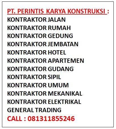 Perusahaan Kontraktor Makassar