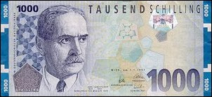 Nama Mata Uang Negara Austria