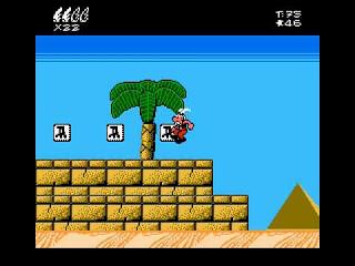 Asterix videojuego nes
