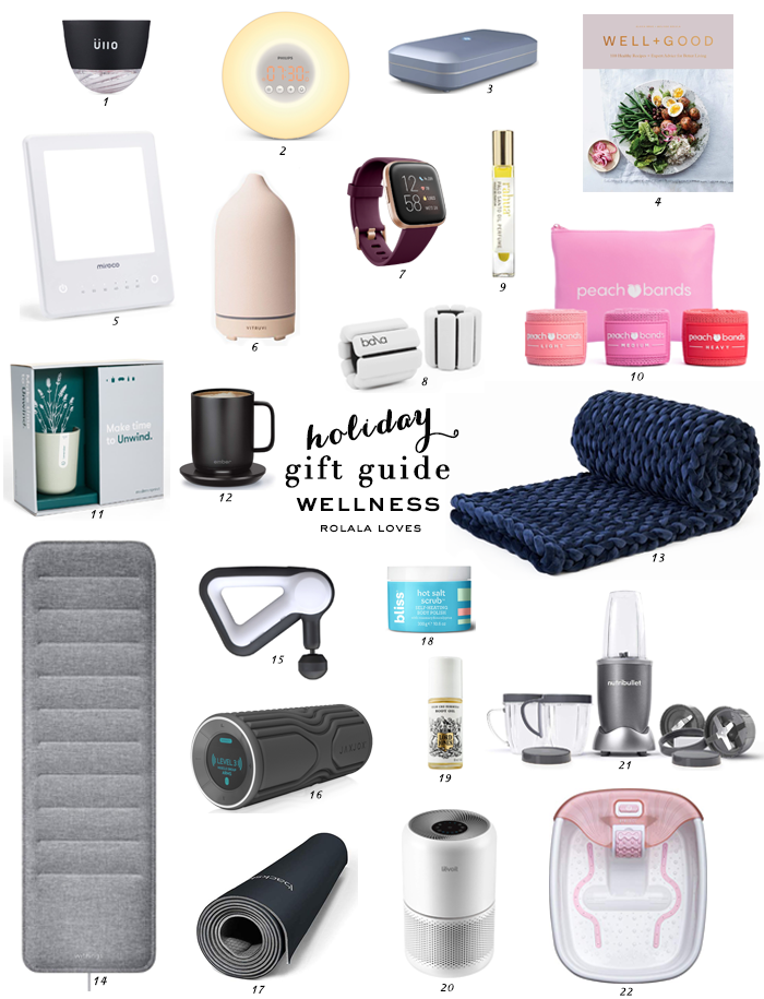 Wellness Gift Guide, Gift Guide, Gift Ideas, Holiday Gifting, Wellness Gifts