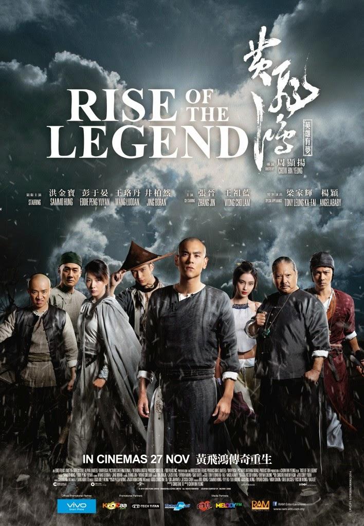Assistir Rise of the Legend – Legendado Online