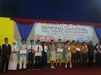MTsN Samarinda Raih 2 Kejuaraan di Astramatika XXVI 2019