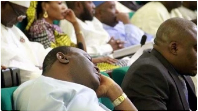 FCT chief judge: I feel ashamed when I see some lawmakers sleeping at plenary