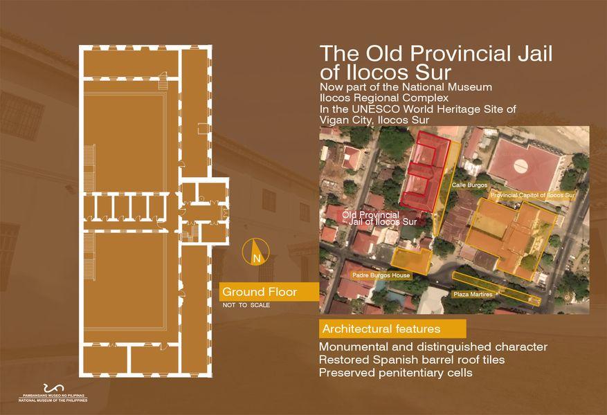 Old Provincial Jail of Ilocos Sur