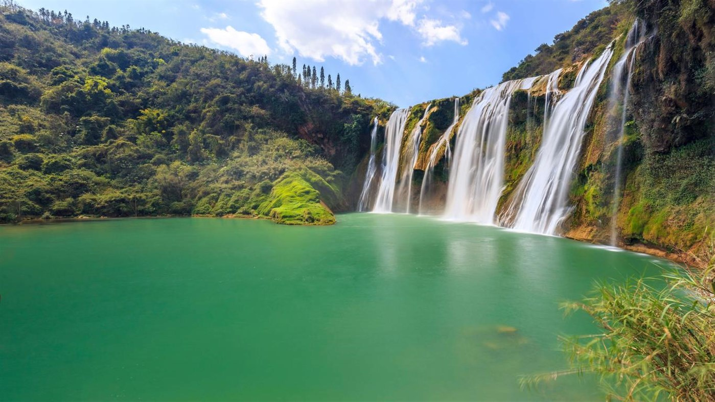 Download Stunning Waterfalls PREMIUM, Tema per Windows 10