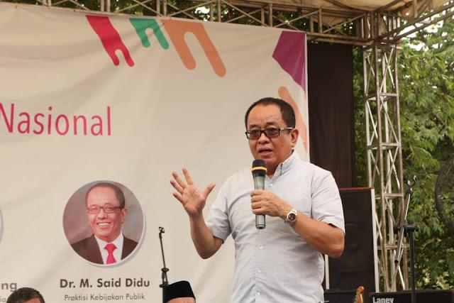 Revisi UU KPK Berlaku, ASN Dilarang Kritik Pemerintah, Said: Kebebasan Koruptor Sempurna