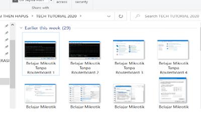Cara Mengatasi Gambar Thumbnail Tidak Muncul di Windows 10