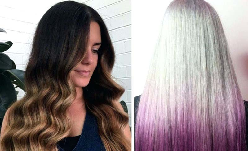 Ombre Hair Coloring Tips