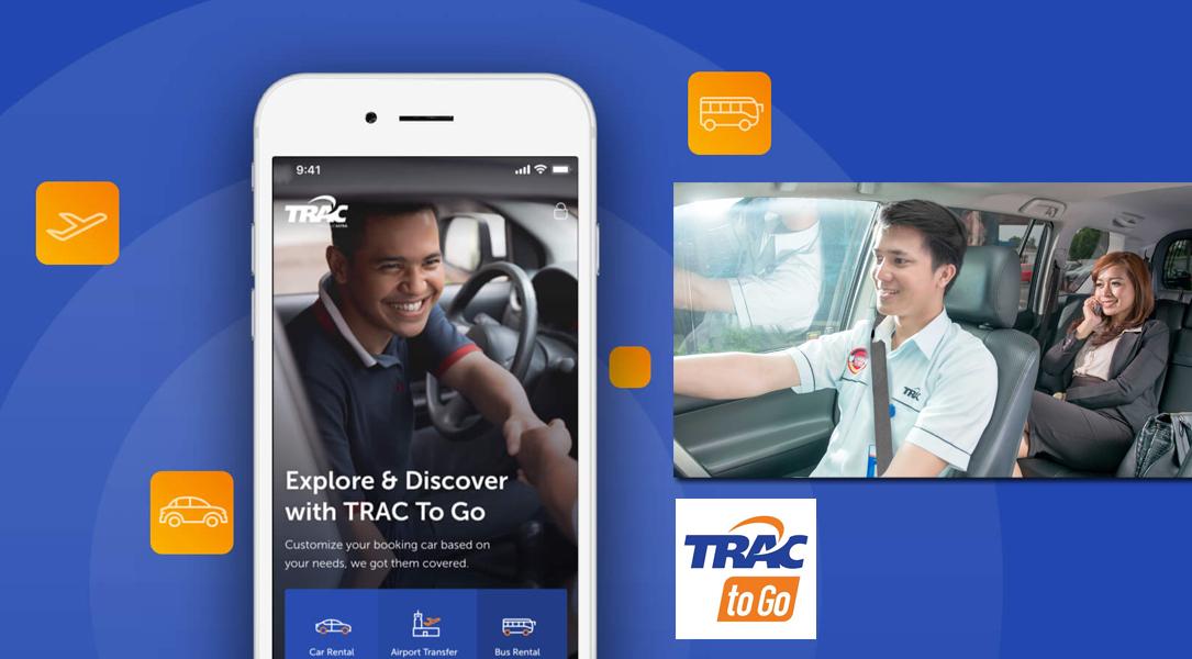 TRAC | Sewa Mobil | TRAC To Go
