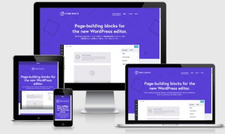 Responsive Design Website Template