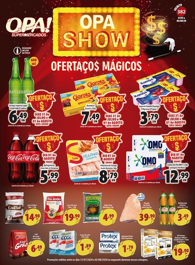 VEM ECONOMIZAR! Confira as ofertas do Carvalho Supermercado para este fim de semana