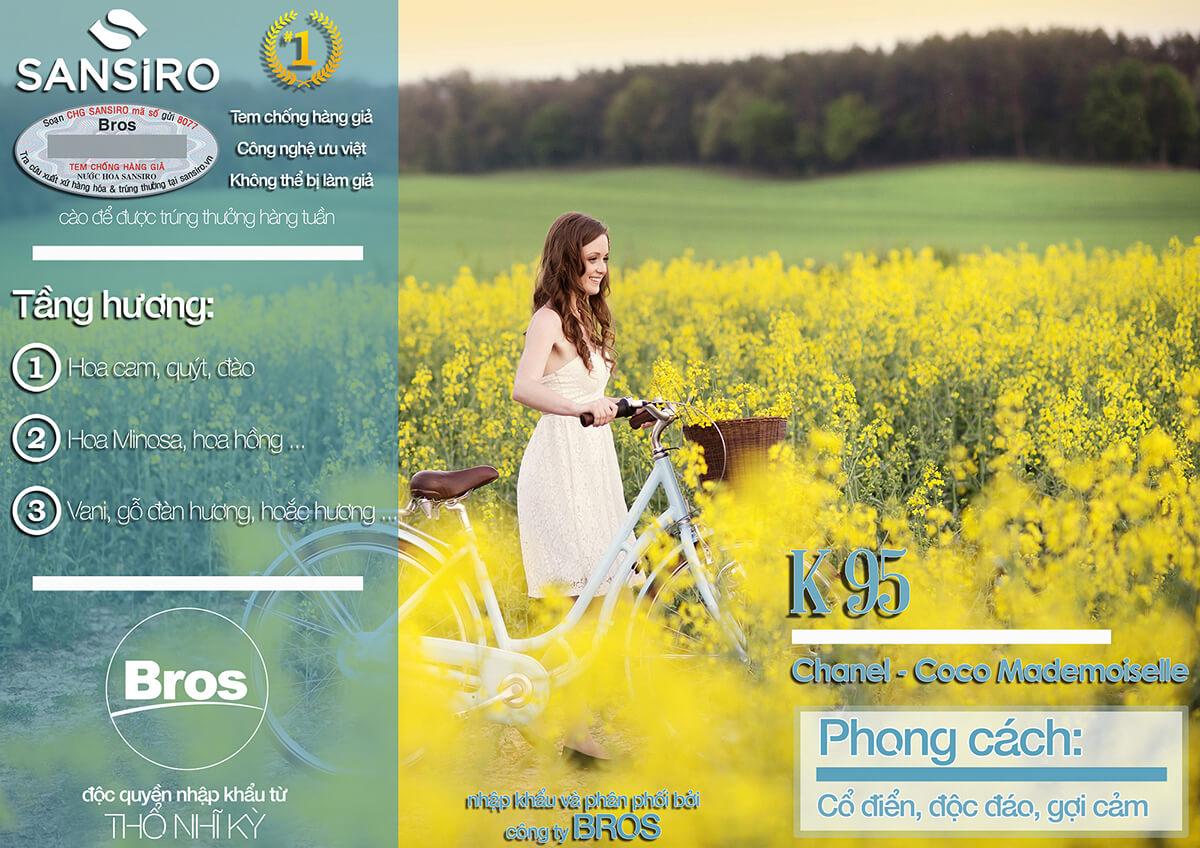 nuoc hoa sansiro tho nhi ky brochure k95