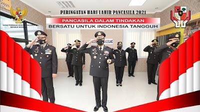 Kapolresta Tangerang, Pancasila harus Diimplementasikan Dalam Kehidupan Sehari-hari