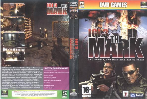 IGI 3 Game Free Download Poster
