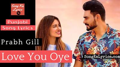 love-you-oye-lyrics